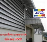 บานเกล็ดระบายอากาศ ชนิด APVC (Air Louver) ตราเบสเซอร์ BESSER