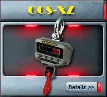 เครื่องชั่งแขวนรุ่น OCS-XZ