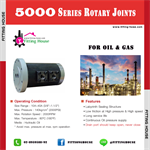 ROTARY JOINT Series 5000