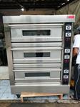 เตาอบไฟฟ้า 3 ชั้น 6 ถาด Electirc Deck oven