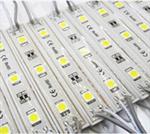 LED Module 3 chip smd 3528 กันน้ำ แบบสลับสี RGB