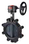 BELIMO D6..MH/MW Series Butterfly Valves with Manual