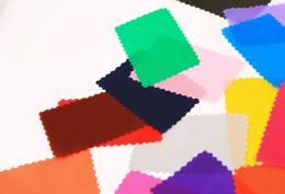 ผ้าโพลิเอสเตอร์ ( Polyester )