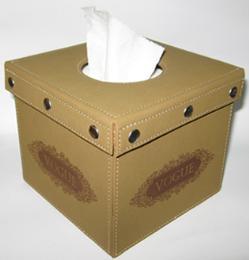 กล่องใส่ทิชชู - งานเกรดA