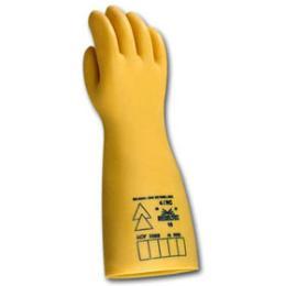 ถุงมือป้องกันไฟฟ้าแรงสูง