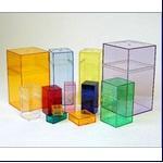 กล่องอริลิคสีแบบต่างๆ
