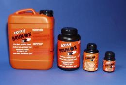 น้ำยากัดพร้อมเคลือบป้องกันสนิม BRUNOX Epoxy