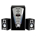 SAAG (Perfecter) +BluetoothFM,USB White