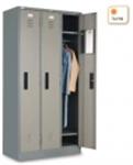 ตู้ล็อคเกอร์ 3 ประตู (มอก) , LK-003 (000038)