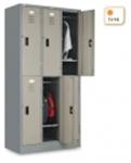ตู้ล็อคเกอร์ 6 ประตู (มอก) LK-006 (000036)