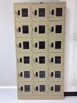 ตู้ล็อคเกอร์ 18 ประตู LK-118SS (000160)