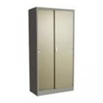 ตู้บานเลื่อนสูงทึบ SD-72D (000072)
