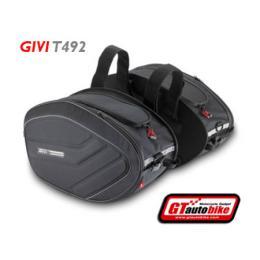 กระเป๋าผ้าข้างรถ รุ่น GIVI T 492