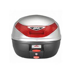 กล่องท้ายรถ GIVI รุ่น E260N Micro2 Sliver / 26 ลิตร