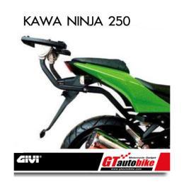 ถาดติดกล่องหลัง สำหรับ Kawa Ninja 250