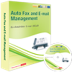 Auto Fax and E-mail Solution Software Management