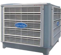 พัดลมไอเย็น ระบบติดตั้ง รุ่น KLF-KD18A31
