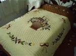 ผ้าห่มผ้าคลุมเตียง 5 ฟุต