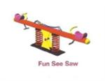 ม้ากระดก 2 ที่นั่ง 2S Fun See Saw (รวมค่าติดตั้ง)