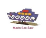 ม้ากระดกเรือมาริน 2 ที่นั่ง Marin