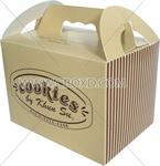 กล่องขนมแบบมีหูหิ้ว BD071003