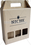 กล่องพิเศษแบบมีหูหิ้วในตัว  BD073003