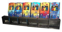ตู้เกมส์สัมผัสหยอดเหรียญ JSK-CG Roby