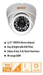 กล้องวงจรปิด 700E Series รุ่น BK-880AP