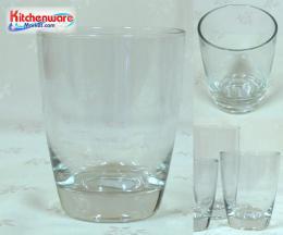 แก้วใส ทรงบัว 13 oz