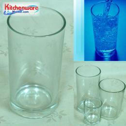 แก้วใสทรงกระบอก 10 oz