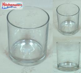 แก้วใสทรงกระบอก 9 oz