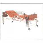 เตียงผู้ป่วย แบบเฟาว์เลอร์มี 2 ไกร์