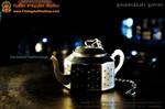 ลูกบอลกรองชา รูปกาน้ำชา (Tea Strainer)