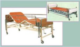 เตียงผู้ป่วย (แบบฟาวเลอร์) มี 2 ไก SHB100