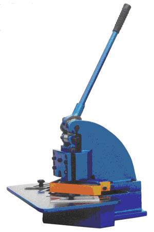 เครื่องตัดมุมโลหะแผ่น Notching Machine