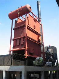 หม้อไอน้ำแบบท่อน้ำ (Water tube boiler)