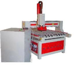 เครื่องซีเอ็นซีเร้าเตอร์เอ็นเกรวิ่ง TREX1224 CNC ROUTER   000049