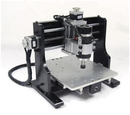 เครื่องมินิซีเอ็นซี E2016T Mini CNC Engraving  000095
