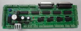 บอร์ด CNC INTERFACE BOARD MACH3 6AXIS BOARD 000007