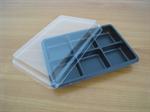 กล่องพลาสติก 6 ช่อง (6 mochi cake)