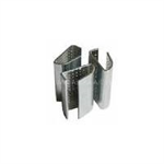 กิ๊ปเหล็ก กิ๊ปหนาม (ล็อคสายรัดพลาสติก PET)  SR 193008 EG