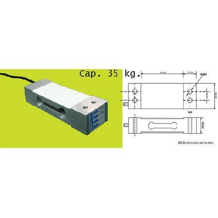 โหลดเซลล์พิกัด35 กิโลกรัม