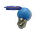 ปิงปองพลาสติกน้ำเงิน 1w LED (LP011)