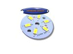 หลอดไฟ LED ชนิดวงแหวน 3w