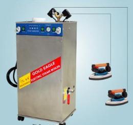 เตารีดไอน้ำอุตสาหกรรมระบบปั๊มน้ำอัตโนมัติ