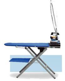 โต๊ะรีดผ้าอุตสาหกรรม