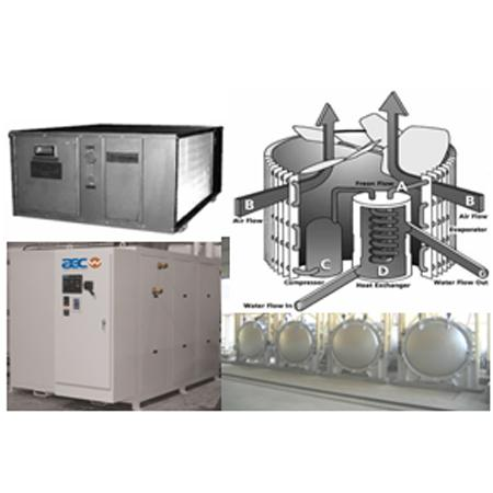 รับสร้างระบบทำน้ำร้อนด้วยฮีทปั๊ม