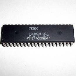 ชิป IC 80C31 TEMIC
