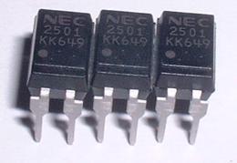 ชิป IC NEC PS2501-1 OPTO 4 PINS