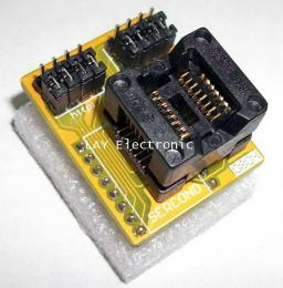 Socket Converter Adapter SOIC16 to DIP16